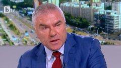 """Лидерът на """"Воля"""" поиска да се впрегнат службите за намирането на избягалите престъпници"""