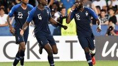 Велик обрат за Франция срещу Англия