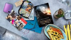 С нов смартфон и добре забравена книга - на сладкарница...