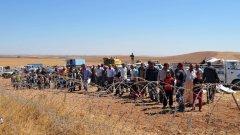 """Мъжът е искал да влезе в контролираните от """"Ислямска държава"""" територии"""