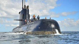 Мистерията с изчезналата аржентинска подводница