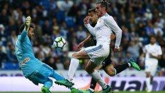 """Реал спретна голово шоу в последния си мач на """"Бернабеу"""" този сезон"""