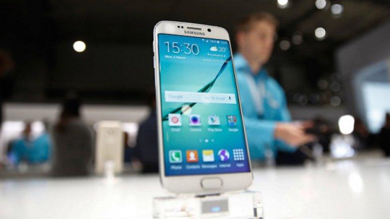 Samsung са създали два телефона, които могат да се състезават достойно с iPhone 6 и HTC One по атрактивност