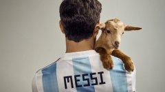 Лео Меси каза, че е научил много от животните, докато е растял