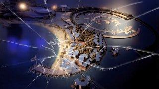 Real Madrid Resort Island трябваше да е нещо неповторимо, но проектът така и не се осъществи.