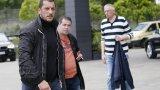 """Част от тарторите на агитката на """"червените"""" бяха на среща с Гриша Ганчев, а вчера се срещнаха със спонсора на новака в елита ЦСКА 1948 - Цветомир Найденов."""