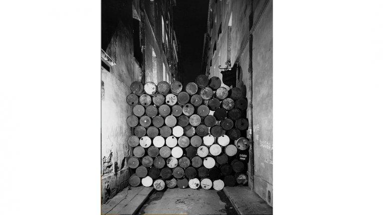 """Проектът """"Желязната завеса"""" в Париж от 1962 г."""