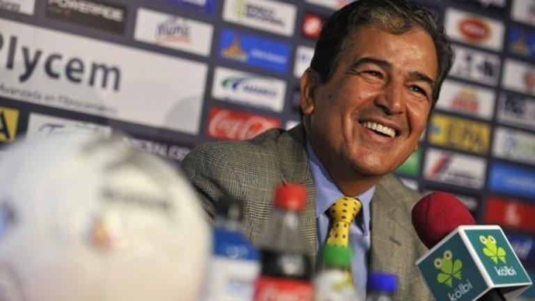 Пинто обяви, че вече не е селекционер на Коста Рика