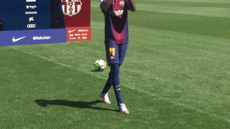 Усман Дембеле, от Борусия Дортмунд в Барселона Цена: 147 млн. евро Оценка: 92,8 млн. евро Надценка: 51,2 млн. евро