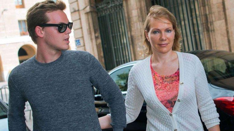 Новия Абрамович? 22-годишният син на най-богатата рускиня купува славен английски клуб