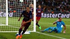 Гол в 115-ата минута на Педро донесе успеха за Барселона в най-епичния финал в тази надпревара