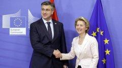 Докато Парламентът на ЕС се опитва да накара Европейската комисия да бъде по-политическа институция, Съветът на Европа държи тя да остане аполитичен секретариат. И все пак в предизборното видео, записано за Хърватия, е допусната грешка