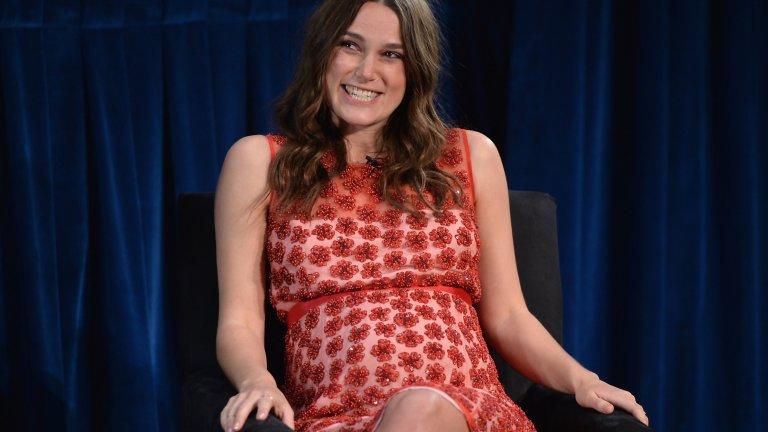 Кийра Найтли бременна с второто си дете. Тя е от звездите, които говориха доста за трудностите около майчинството.