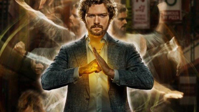 Marvel's Iron Fist / Железният юмрук Сезон: 2  Телевизия: Netflix Премиера: 7 септември