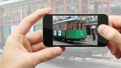 Снимайте трамвая и спечелете награда от МЕТРО