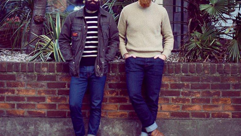 Фотографът Джонатан Даниел Прайс публикува снимки на различни бради, снимани всеки ден по улиците на Лондон