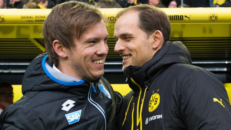 Байерн се разбра с новия си треньор