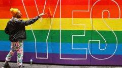 """75% от гласувалите са """"За"""" еднополови бракове в страната"""