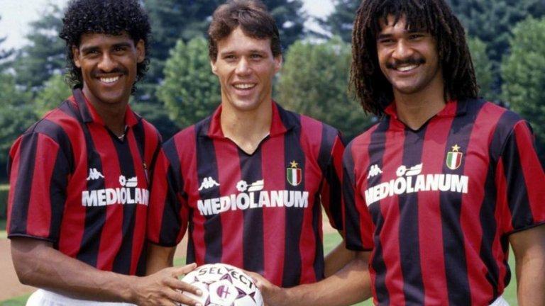 1. Милан – 58 мача без загуба, 1991-93 г.