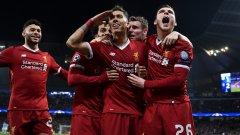 """Допреди загубата от Челси, Манчестър Сити беше в такава форма, че не се виждаше как ще бъде изместен от първото място. След 16 кръга в Премиършип обаче води Ливърпул - и то съвсем заслужено. Ето цифрите, които доказват колко големи неща правят """"червените"""" дотук през сезона"""