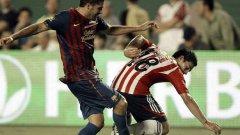 Барселона записа две загуби в контролите, Реал - нито една