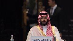 Амбицията на принц Мохамед минава и през военните