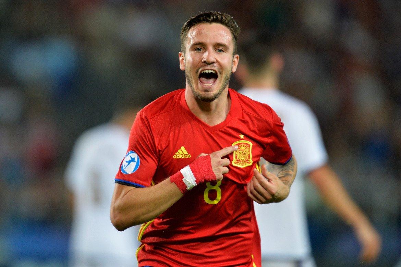 4. Испания – 965 млн. евро Най-скъп футболист: Саул Нигес (Атлетико Мадрид) – 100,5 млн. евро, 10% от общата стойност на отбора