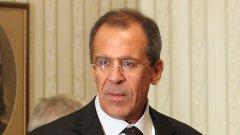 """Руският министър на външните работи Сергей Лавров е предал на ръководството на НАТО проектоспоразумение за забрана за разполагане на """"съществени бойни сили"""" в новите членки на алианса"""