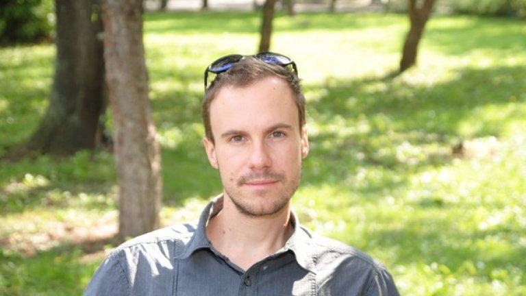 Ивайло Атанасов, един от създателите на ranica.eu