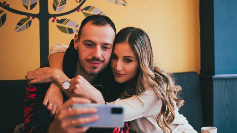 Дани и Алекс Петканови, за които една снимка наистина струва хиляди думи