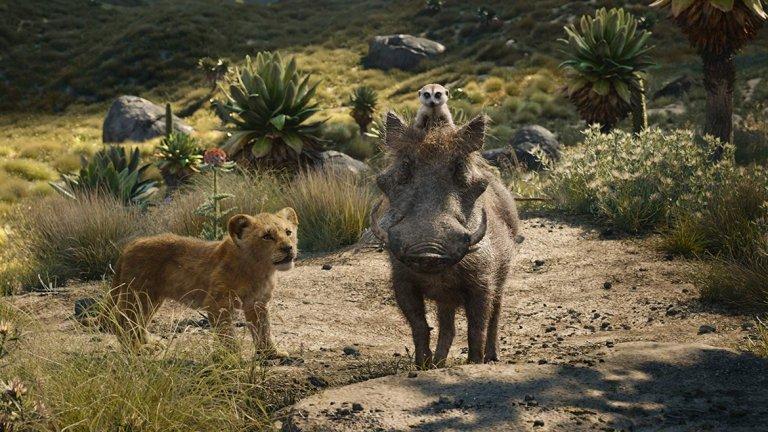 """""""Цар Лъв"""" (The Lion King) - 1,656 млрд. долара"""