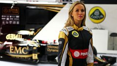 Кармен Жорда е новият пилот по развитието на Lotus