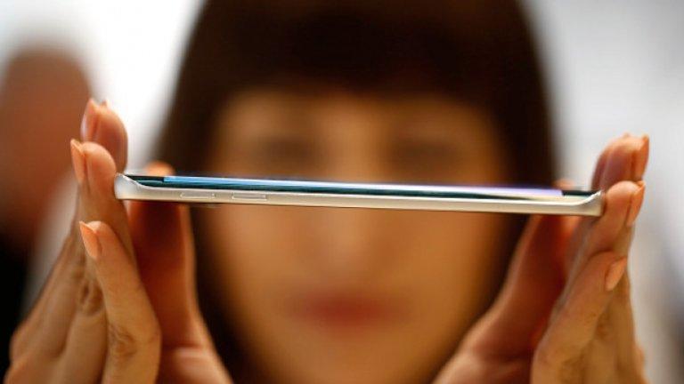 S6 и S6 Edge, които ще са на пазара през април, поне в САЩ, са най-красивите телефони, които Samsung някога са правили