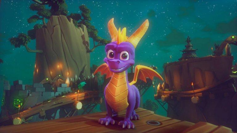Spyro Reignited Trilogy  PC, Switch 3 септември  Преди Кратос и Нейтън Дрейк, марката PlayStation имаше Краш и Спайро. Симпатичният лилав огнедишащ дракон, дело на талантливото студио Insomniac, бе сред първите талисмани на оригиналната конзола на Sony. Сега трилогията се връща отново, за да припомни на старите геймъри и запали новите по едни по-простички времена, когато самата свобода да обикаляш в новооткритото трето гейм измерение беше достатъчна. Spyro Reignited Trilogy съдържа първите три игри от поредицата: Spyro the Dragon, Spyro 2: Ripto's Rage! и Spyro: Year of the Dragon. Ветераните със сигурност ще оценят факта, че легендата от The Police Стюърт Коупланд, който композира музиката преди, е написал нова тема за компилацията. А още по-хубаво е, че в нея има и българска следа: композиторът от студиото Toys for Bob Стефан Ванков е преработил оригиналната музика с по-съвременно звучене. Сред другите подобрения са по-интуитивно управление (камерата вече се контролира с десния стик), графиката е изработена с актуалния Unreal Engine 4, имаме допълнителни анимации и текстури и др.