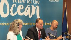 Най-добрият български плувец се застъпва за европейска консултация с гражданите за проблемите на океана