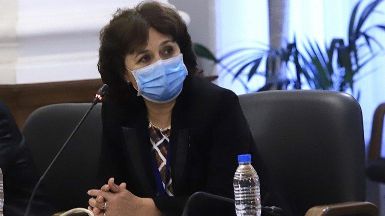 Той ще поеме управлението на здравната инспекция, докато д-р Маева е възпрепятствана