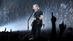 Metallica дари 250 000 евро за детска онкология в Румъния