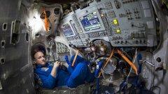Астронавтът Скот Кели не е същият след година в орбита