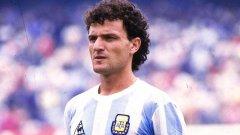 Кучуфо изживя своите велики моменти на Мондиал 1986, но после житейският му път приключи внезапно