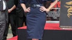 Хелън Мирън е символ на елегантност и изтънченост в индустрия, която става все по-посредствена