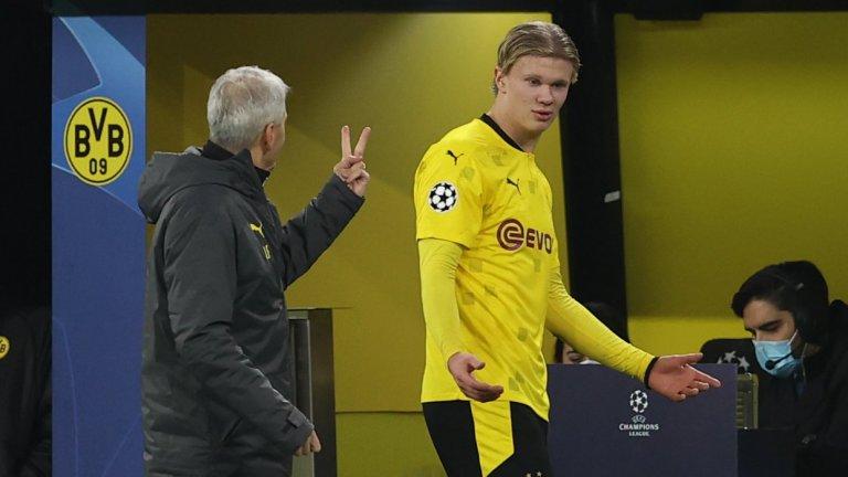 Дортмунд загуби голямата си звезда до следващата година