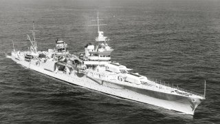 Най-голямата известна изцепка на американския флот коства живота на 1194 души