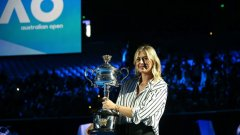 Мария е единствената бивша шампионка в основната схема заедно с победителката от 2016-а Кербер, която обаче в момента играе в Сидни.