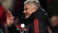 """Оле Гунар не само показа, че е правилният човек за Манчестър Юнайтед, но и че неговият часовник също е настроен по """"Фърги тайм"""""""