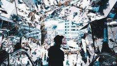 """Конър Хендерсън, Австралия - """"Огледалният вход на Току Плаза"""""""