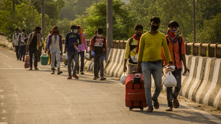 Според Frontex нелегално влезлите на територията на Европейския съюз се увеличават значително