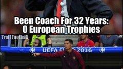 32 години - 0 европейски титли 20 минути - 1 европейска титла