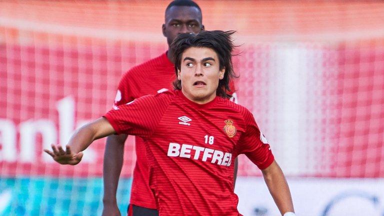 Запознайте се с Мексиканския Меси, който се превърна в най-младия играч в историята на Ла Лига