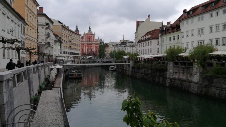 Ако има Швейцария на Балканите, то това не е България, а е Словения
