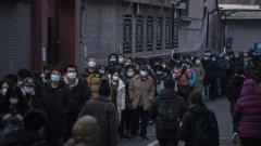 Властите в китайската столица се опасяват от нов, по-заразен щам, появил се в страната